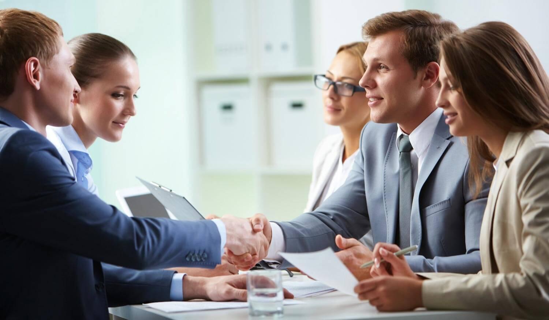 знакомство с клиентом аудит